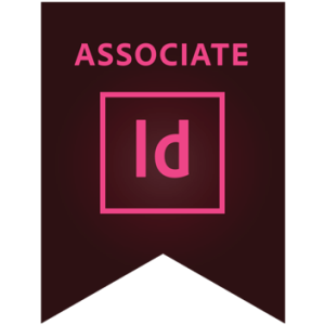 InDesign ACA badge