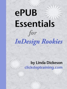 ePub Essentials for InDesign Rookies book